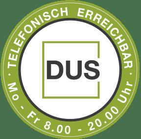 Telefonservice von DUSOFFICE